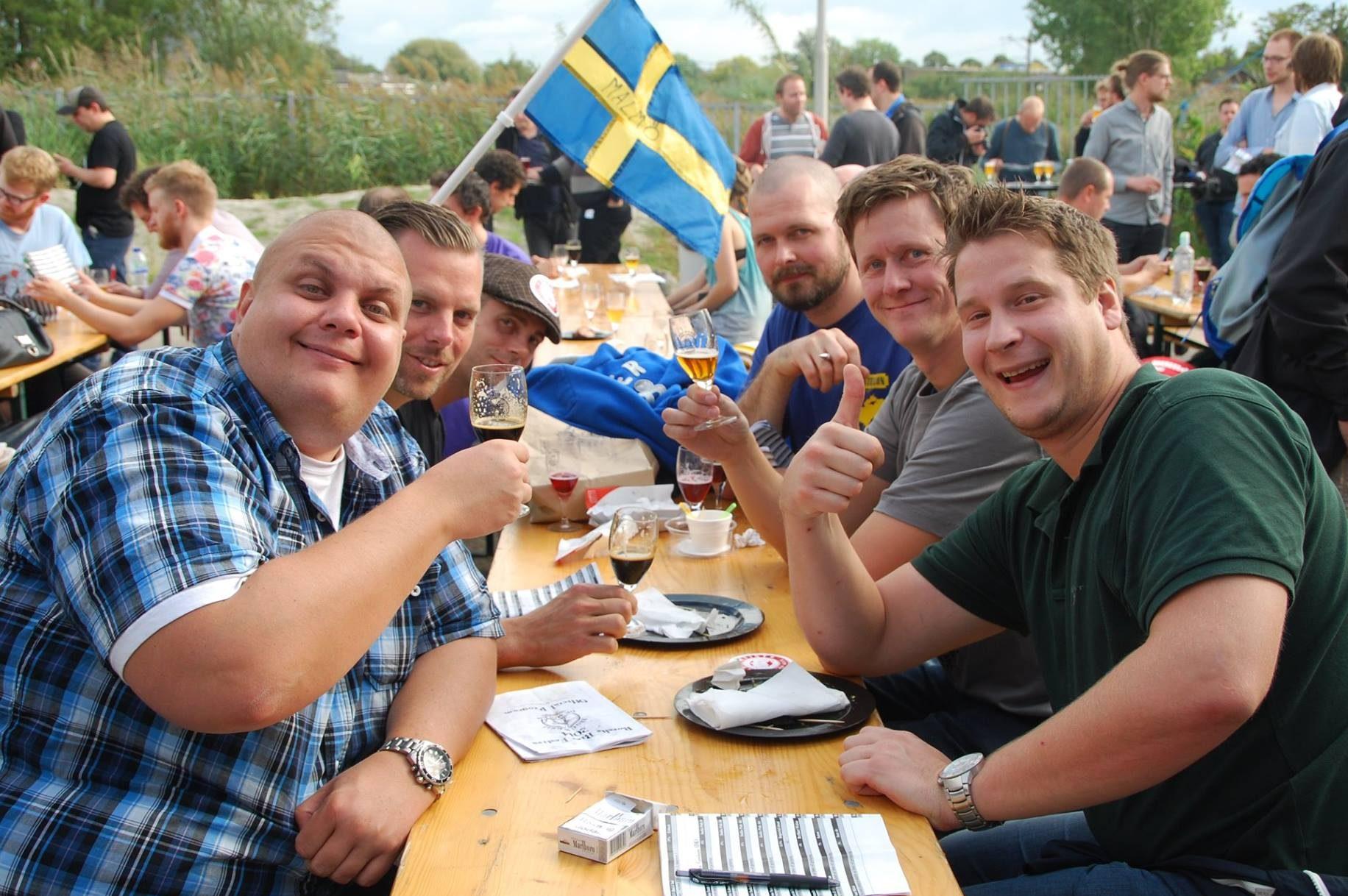 BOREFTS event festivalgangers