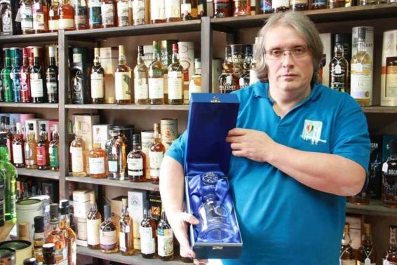 Dram 242 Dirk whisky
