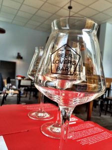 Beerlovers Bar gebruikt Teku-glazen