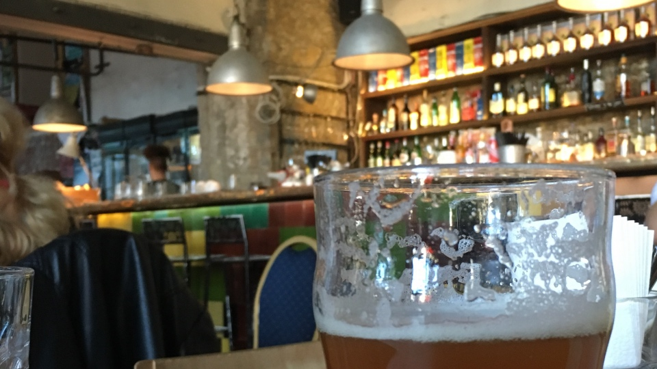F-hoone Bar Tallinn Telliviski