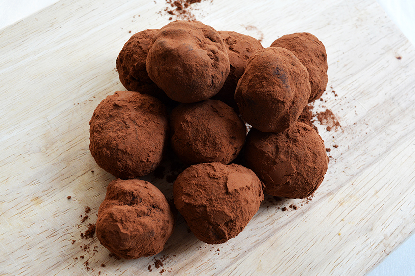 Cakes & Ales chocolade truffels