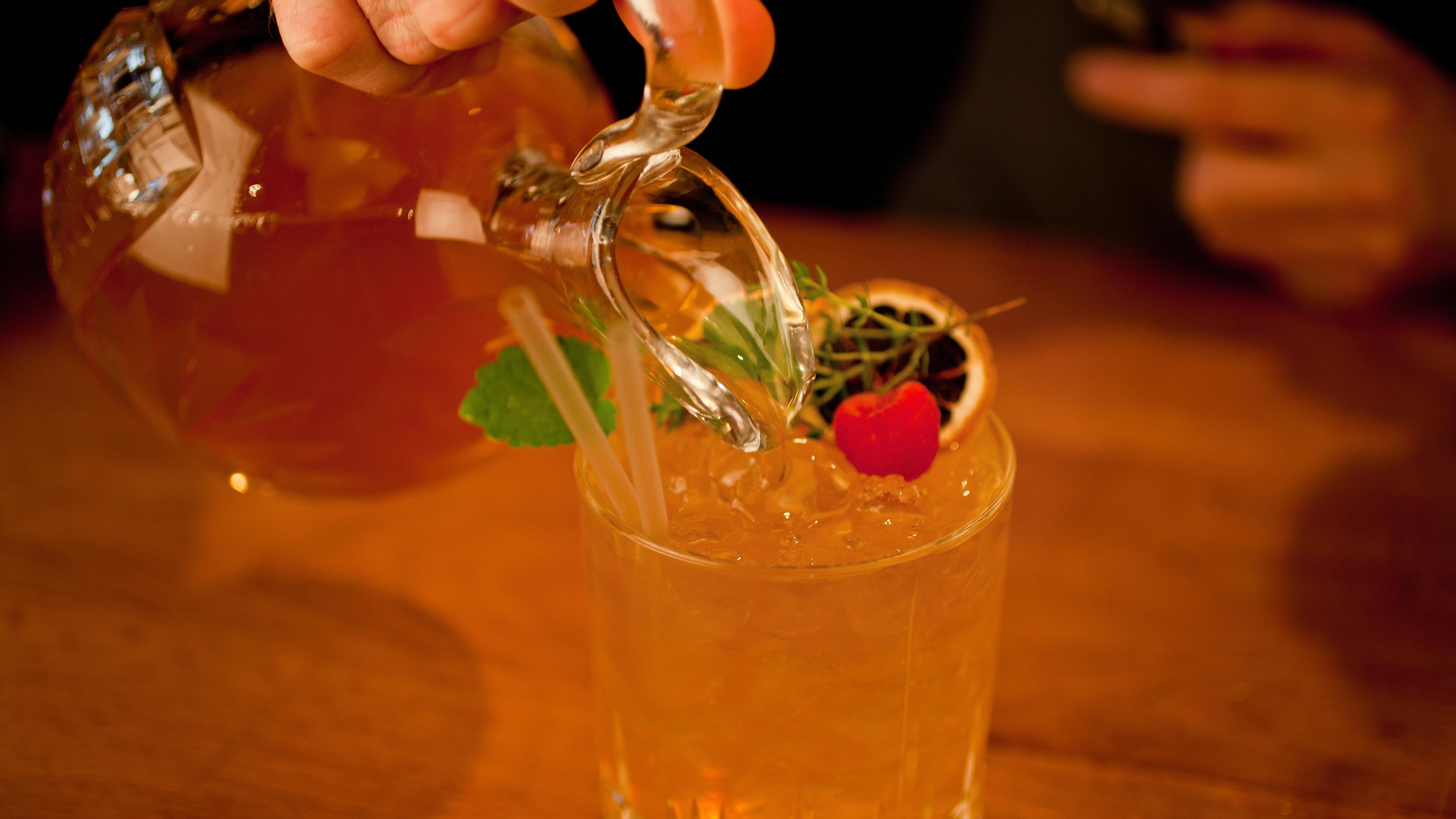 Belroys Gin Punch 2