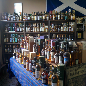Interieur Dram 242 whisky