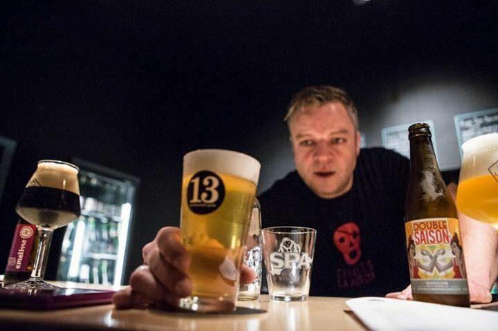 Ben Floren serveert bier met kennis én passie!