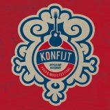 konfijt logo festival food and music