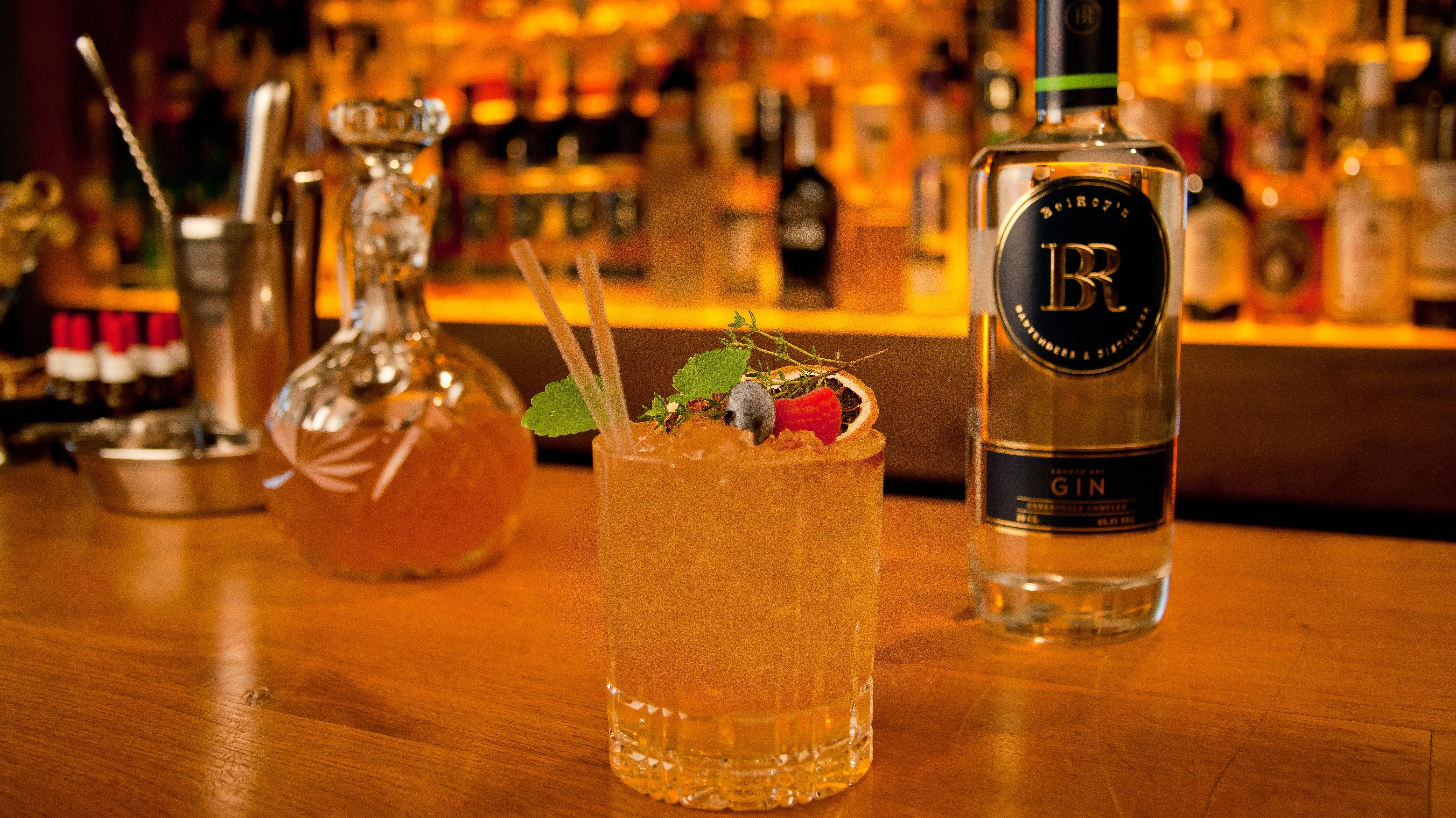 Belroys Gin Punch