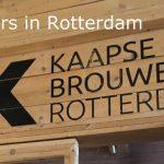 5 Beers in Rotterdam
