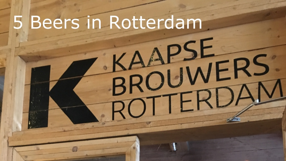Kaapse Brouwers Rotterdam inkom