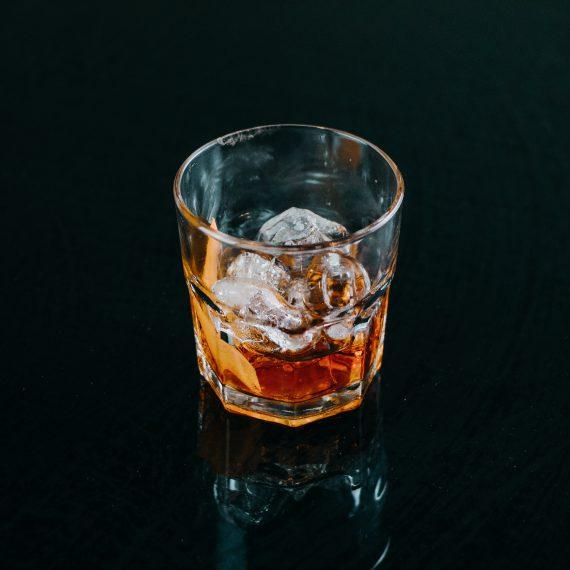 Meug whisky en chocolade
