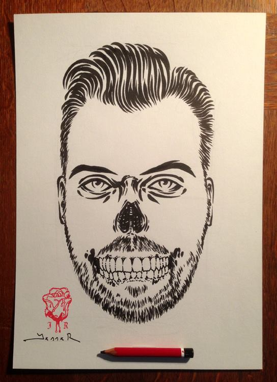 Art by Jesse Jesser